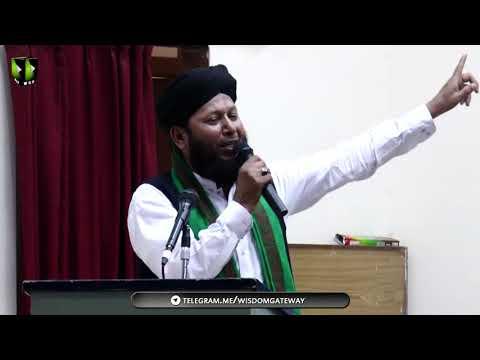 [Speech] Janab Aqeel Anjum | Youm e Mustafa (saww) | Federal Urdu University - Urdu