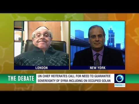 [01 April 2019] Debate: Syria sovereignty - English