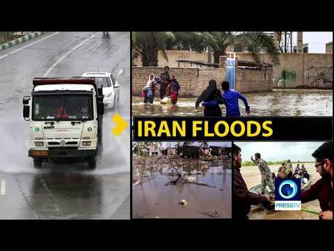 [4 April 2019] On The News Line - Iran Floods - English