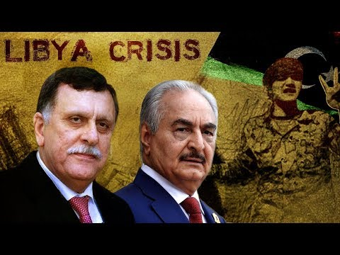 [6 April 2019] The Debate -  Libya Crisis - English