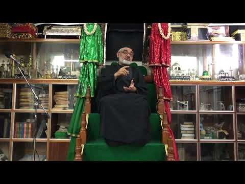 Majlis Shahadat Hazrat Imam Moussa Kazim a.s By Allama Agha Sayed Ali Murtuza Zaidi - Urdu