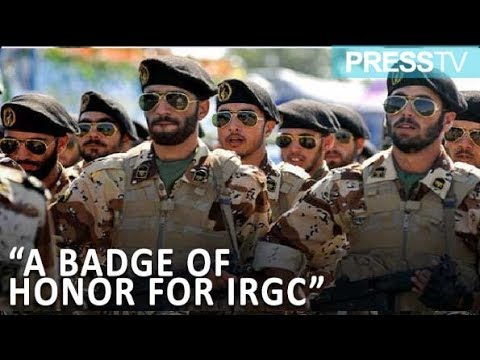 """[9 April 2019] Syria: US blacklisting IRGC is \""""a badge of honor\"""" for Iranian forces - English"""