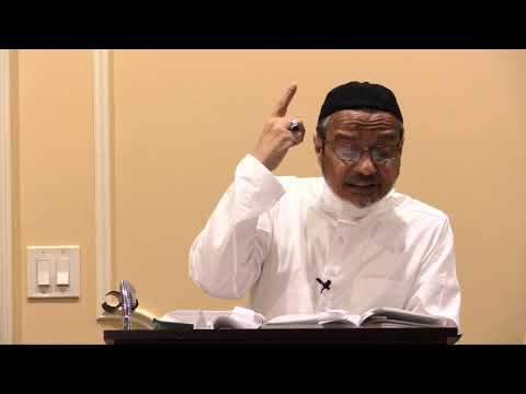 [03]-Tafseer Surah Marium - Tafseer Ul Meezan - Dr. Asad Naqvi - English