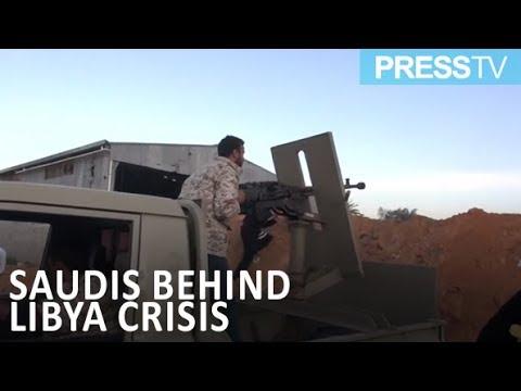 [14 April 2019] Saudis fund military offensive on Libya\'s Tripoli - English