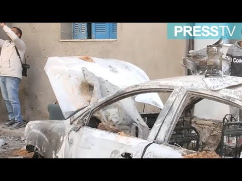 [20 April 2019] Death toll exceeds 200 in Libyan capital Tripoli fighting: WHO - English