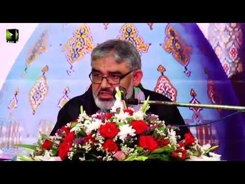 [Shab-e-Nema Shaban] Topic: Tajeel Zahoor Wa Marfat-e-Imam-e-Zamana | H.I Ali Murtaza Zaidi - Urdu
