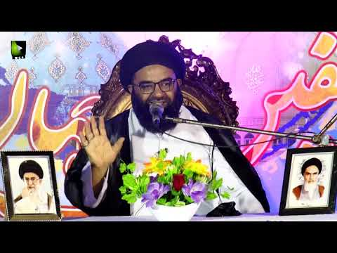 [Speech] یوم مستضعفینِ جہاں ، ولادت باسعادت امام مہدیؑ | H.I Kazim Naqvi - Urdu