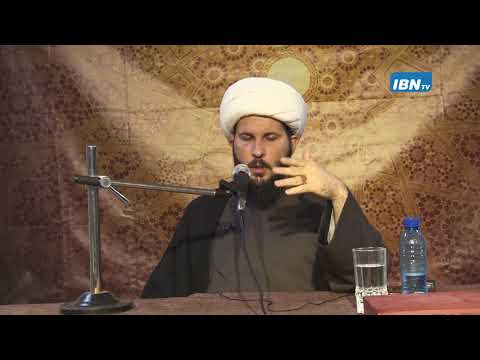 02 Session   Child Upbringing The Islamic Way   Shk Hamza Sodaghar - English
