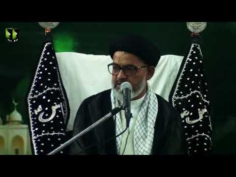 [Lecture] Topic: مہدویت اور اسکے تقاضے | Moulanan Razi Haider Zaidi | Mah-e-Ramzaan 1440 - Urdu