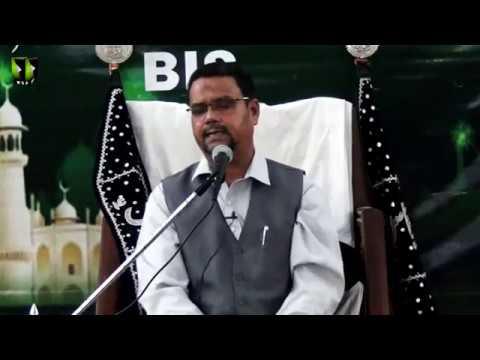 [Lecture 1] Topic: ریاست مدینہ کے خدّوخال | Dr. Zahid Ali Zahidi | Mah-e-Ramzaan 1440 - Urdu