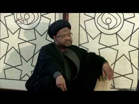 [11May2019] درس : فضیلت ماہ رمضان اور افطار دینے کی اہمیت - مولانا سید فی�