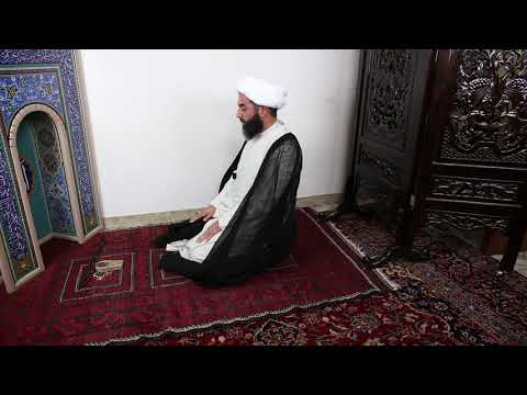 Salat al-Ayaat Pray-along - English