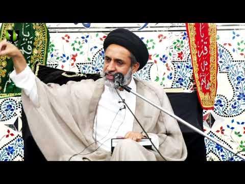[10] Tafser-e-Quran : سورہ البقرہ کی منتخب آیات   H.I Muhammad Haider Naqvi   Mah-e-Ramzaan 1440