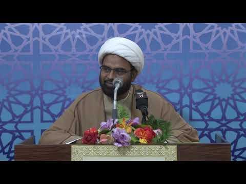 Dars [05] Akhlaq wa Zindagi, اخلاق و زندگی - Urdu