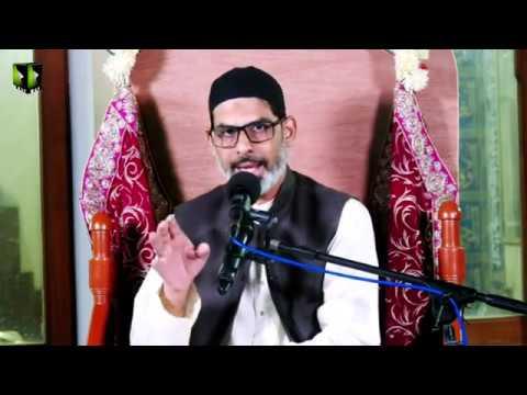 [6] Tafser Surah Yaseen | Moulana Mubashir Zaidi | Mah-e-Ramzaan 1440 - Urdu