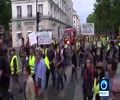 [26 May 2019] Mass arrests as Yellow Vest demos go \'wildcat\' - English