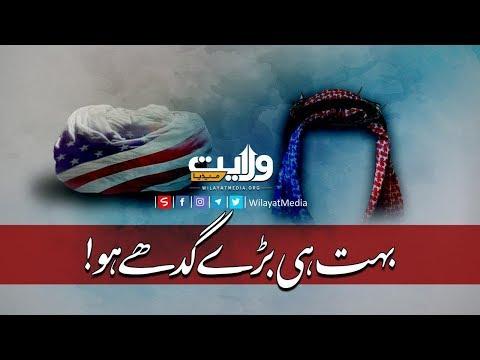 بہت ہی بڑے گدھے ہو! | Farsi Sub Urdu