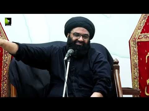 [Majlis 3] Topic: Vilayat - ولایت | H.I Kazim Abbas Naqvi | Mah-e-Ramzaan 1440 - Urdu