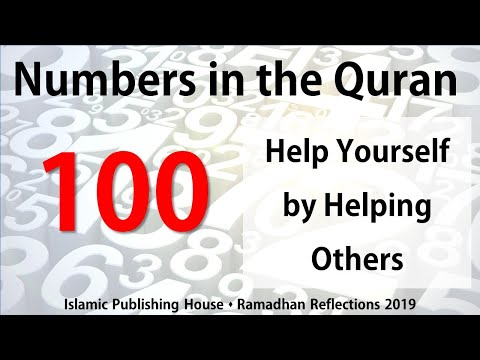 Help Yourself by Helping Others - Ramadhan Reflections 2019 [Day 21] - English