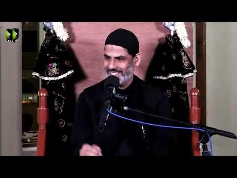 [Majlis 4] Topic: Naimat-e-Vilayat | Moulana Mubashir Zaidi | Mah-e-Ramzaan 1440 - Urdu