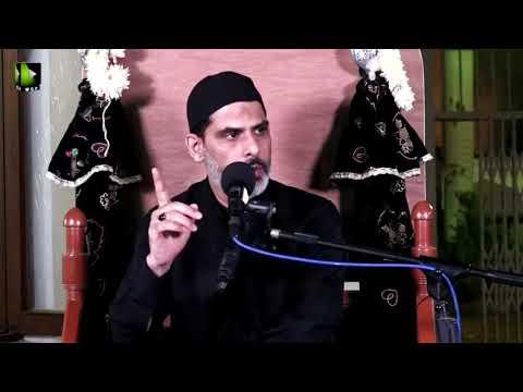 [Majlis 2] Topic: Naimat-e-Vilayat | Moulana Mubashir Zaidi | Mah-e-Ramzaan 1440 - Urdu