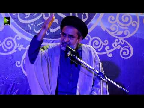 [Aamal-e-Shab-e-Qadar] Topic:  کامیابی قرآن کی نگاہ میں | H.I Muhammad Haider Naqvi - Urdu