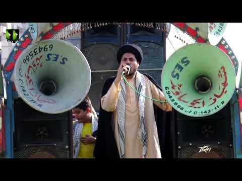 [Markazi Youm AL-QUDS Rally 2019]  Speech: Moulana Haider Ali Jafri | Karachi - Urdu