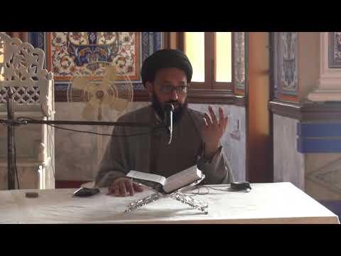 [Lecture] Topic: Aytikaf Khuda Say Dosti Ke Alamat | H.I Sadiq Raza Taqvi - Urdu