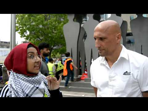 [Interview] Dimitri Lascaris | Annual Walk for Al Quds 2019 | Toronto, Canada - English