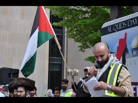 Land Acknowledgement - Toronto Al-Quds Rally 2019 - English