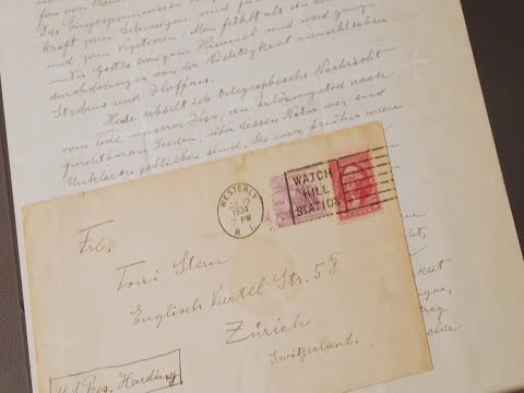 [12 June 2019] Einstein\'s letters go under the hammer at NYC auction - English
