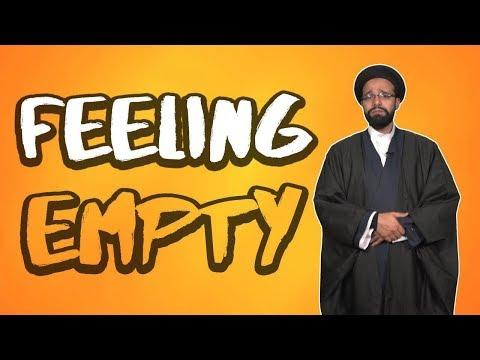 Feeling Empty | One Minute Wisdom | English