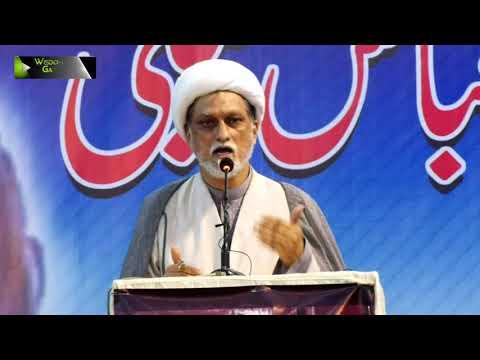 [Majlis-e-Tarheem] Essal-e-Sawab Allama Dr. Abbas Kumaili   Speech: H.I Aqeel Mosa - Urdu
