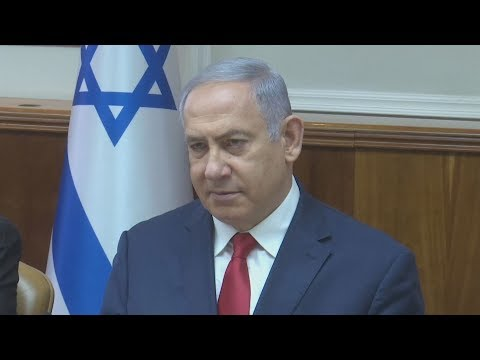 [7 July 2019] Netanyahu calls on P5+1 to reimpose sanctions on Iran - English