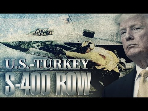 [13 July 2019] The Debate -U.S.-Turkey S-400 Row - English