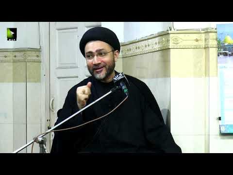 [Majlis] Shahadat Imam Muhammad Taqi (as) | H.I Shehanshah Hussain Naqvi | 02 August 2019 - Urdu