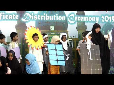 [Presentation] Umeed e Inqilab e Noor   Certificate Distribution Ceremony   04 Aug 2019 - Urdu