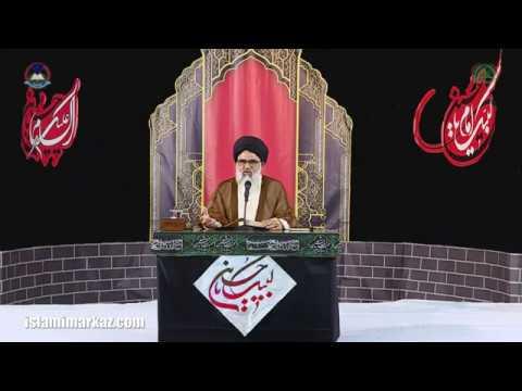 [Clip] Live Stream - Khutba-e-Roz-e-Juma Jamia Orwatul Wusqa 14 sep 2018 Lecture number 067 - Urdu