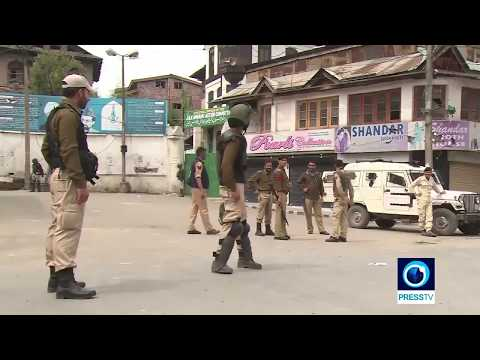 [22 August 2019] Crackdown on Kashmiri youth to contain protests - English