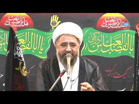 Sheikh Ansari Kon Tha? | شیخ انصاریؒ کون تھے | H.I Allama Muhammad Amin Shaheedi - Urdu