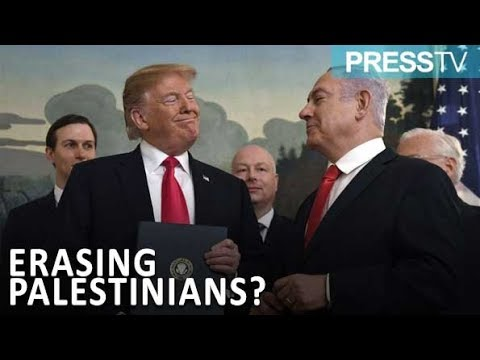 [28 August 2019] US rapped for removing \'Palestinian territories\' - English
