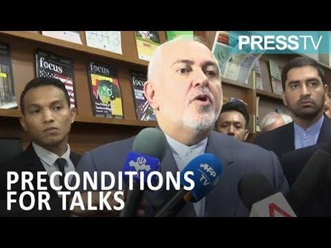 [29 August 2019] Iran\'s FM: US must observe nuclear deal if it wants talks - English