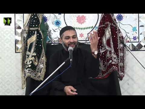 [01] Topic: Nizam e Wilayat  | Syed Zaigham Rizvi | Muharram 1441/2019 - Urdu