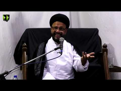 [03] Topic: Accept Islam As A Challenge | H.I Syed Zaki Baqri | Muharram 1441 - Urdu