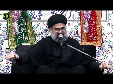 [02] Topic: Ahya-e-Deen Wa Imamat  H.I Ahmed Iqbal Rizvi   Muharram 1441/2019 - Urdu
