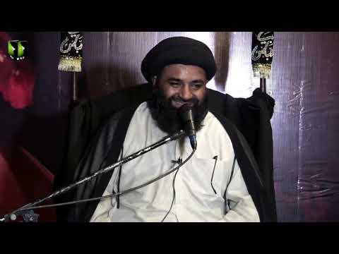 [02] Topic: Ibrat e Ashura | H.I Kazim Abbas Naqvi | Muharram 1441/2019 - Urdu