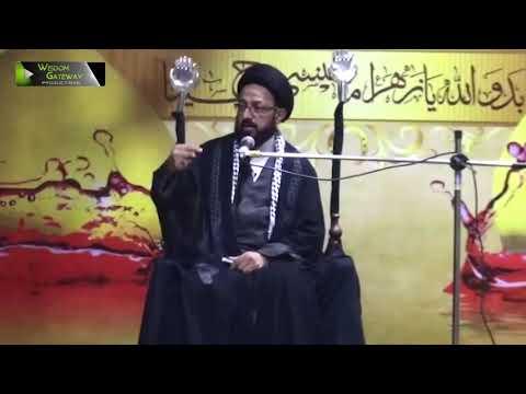[01] Topic: Wilayat Or Ghalba-e-Deen  | H.I Syed Sadiq Raza Taqvi | Muharram 1441/2019 - Urdu