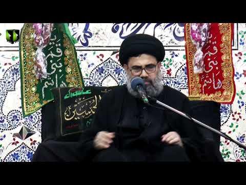 [03] Topic: Ahya-e-Deen Wa Imamat  H.I Ahmed Iqbal Rizvi   Muharram 1441/2019 - Urdu