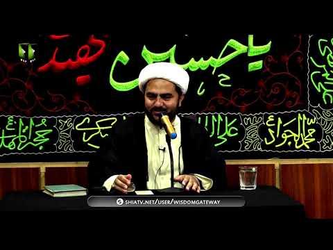 [03] Topic: Tehreek e Karbala ke Tarbiyati Pehlu | Moulana Mohammad Nawaz | Muharram 1441 - Urdu