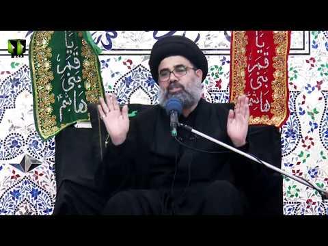 [05] Topic: Ahya-e-Deen Wa Imamat  H.I Ahmed Iqbal Rizvi   Muharram 1441/2019 - Urdu